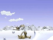 Click to Play Ice Age - Scrat Jump!