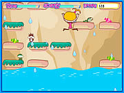 Click to Play Jump Girl