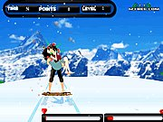 Click to Play Kiss while Skating