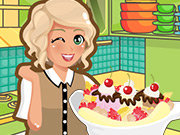 Click to Play Mia Cooking Ice Cream Banana Split