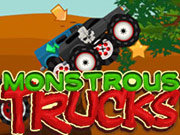 Click to Play Monstrous Truck