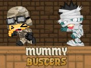 Click to Play Mummy Busters