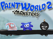 Click to Play PaintWorld 2: Monsters