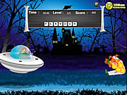 Click to Play Scooby Doo Zombie Hunter