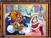 Click to Play Sort My Tiles Belle and Beast