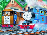 Click to Play Sort My Tiles Thomas the Tank Engine