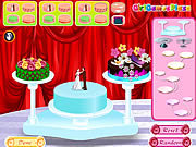 Click to Play Wedding Cakes