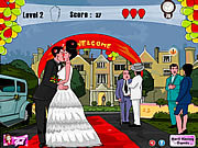 Click to Play You May Kiss The Bride